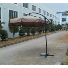10FT nouvelle pédale luxe aluminium modèle parapluie