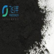 Carbón activado en polvo a base de carbón para la purificación de gas