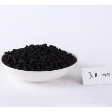 3мм гранулы активированного угля для добычи золота