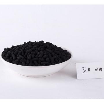Carvão ativado da pelota de 3mm para a mineração de ouro