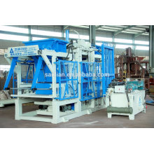 Hot sale automatic insulating cement block making machine price in China