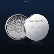 Piles bouton de sécurité de la batterie au lithium CR1025 de la pile bouton 3V pour jouets et balance électronique