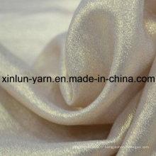Tissu léger en mousseline de soie de style différent spécial pour la robe douce