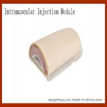 Vereinfachte intramuskuläre Injektion Training Pad Modell
