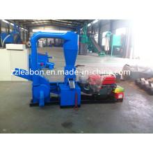 Moinho de martelo de alta eficiência e máquina combinada de pellets