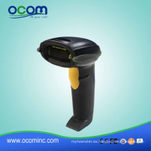 Escáner inalámbrico bidireccional del código de barras del laser de 1D Bluetooth / 433mhz
