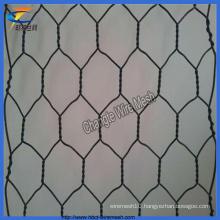 Factory Direct Supply Galvanized Gabion Wire Mesh