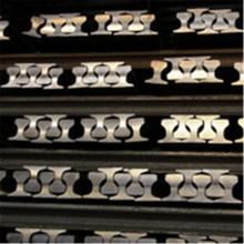 Çelik demiryolu p18 ray 55Q Q235 maden demiryolu