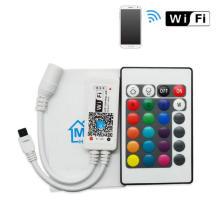 DC9-28V wifi RGB / RGBW controlador led con precio de fábrica