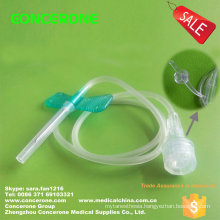 Butterfly Infusion Sets with Scalp Vein Set (Capped Luer Termination)