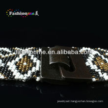 2013 new style lady handmade beaded chain belt
