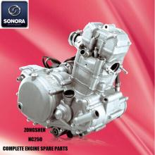 Zongshen NC250 Complete Engine Spare Parts Oryginalne części