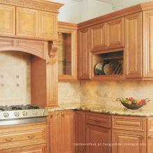 Apartamento Villa Kitchen Cabinet Solid Wood