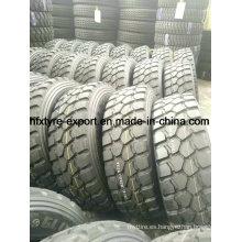 Neumáticos de camión militar 16.00r20, 14.00r20 avance marca con mejor calidad el neumático Radial OTR
