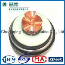 Professional Top Quality heavy duty rubber cables 5core solid copper stranded