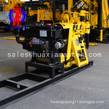 HZ-200Y hydraulic well rig/geology expoloration core drilling rig from HuaxiaMaster with high-end service