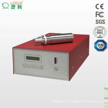 Génératrices Ultrasonic Rinco Industrielles pour Soudage Plastique