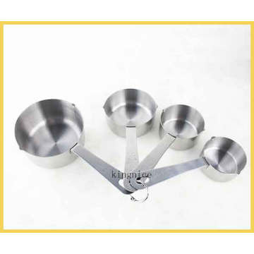 Four Size Stainless Steel Measuring Spoon