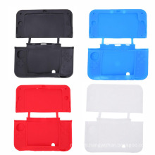 Colorful Rubber Cover Skin Sleeve Protector Silicone Case For NEW 3DSXL 3DSLL 3DS XL LL