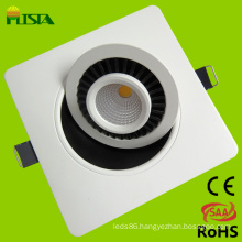 7W Head Free LED Ceiling Down Light with CE, RoHS Approved
