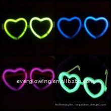 glasses glow in dark