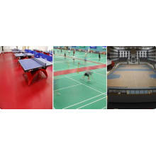 Basketball PVC sports flooring