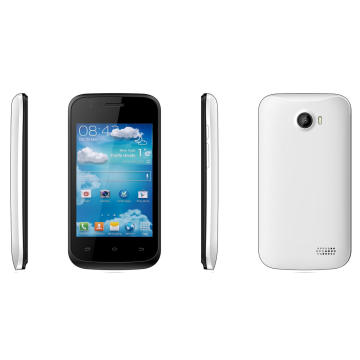 """Mtk6572 3.5 """"WiFi Smart Phone Dual Core Android 4.2"""