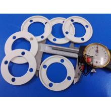 corrosion resistance alumina ceramic rings flanges pulley