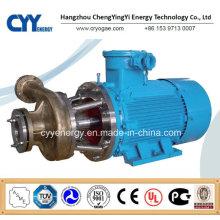 Horizontale kryogene Flüssigkeitsübertragungs-Sauerstoff-Stickstoff-Argon-Kühlmittel-Öl-Kreiselpumpe