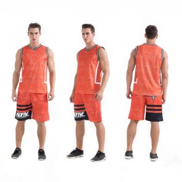 2017 новая модель баскетбол носить воздухопроницаемой сеткой популярной баскетбольной форме продажа