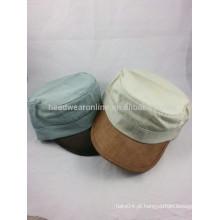 Boné personalizado militsy / denim flat cap