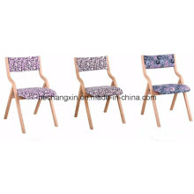 Marco del nuevo estilo Metal silla plegable