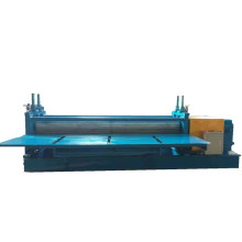 Horizontal aluinum steel sheet roll forming machine