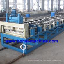 Machine de formage de rouleau de feuille d'acier Bohai