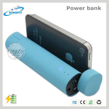 Portable Stereo Bass Speaker with 3000mAh Power Bank