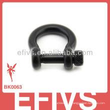 Bracelet paracord extérieur bracelet en métal