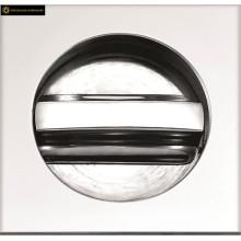 Fechadura de porta deslizante com liga de zinco