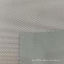 Orthohexagonal Grain PVC Lederhandschuhe Leder