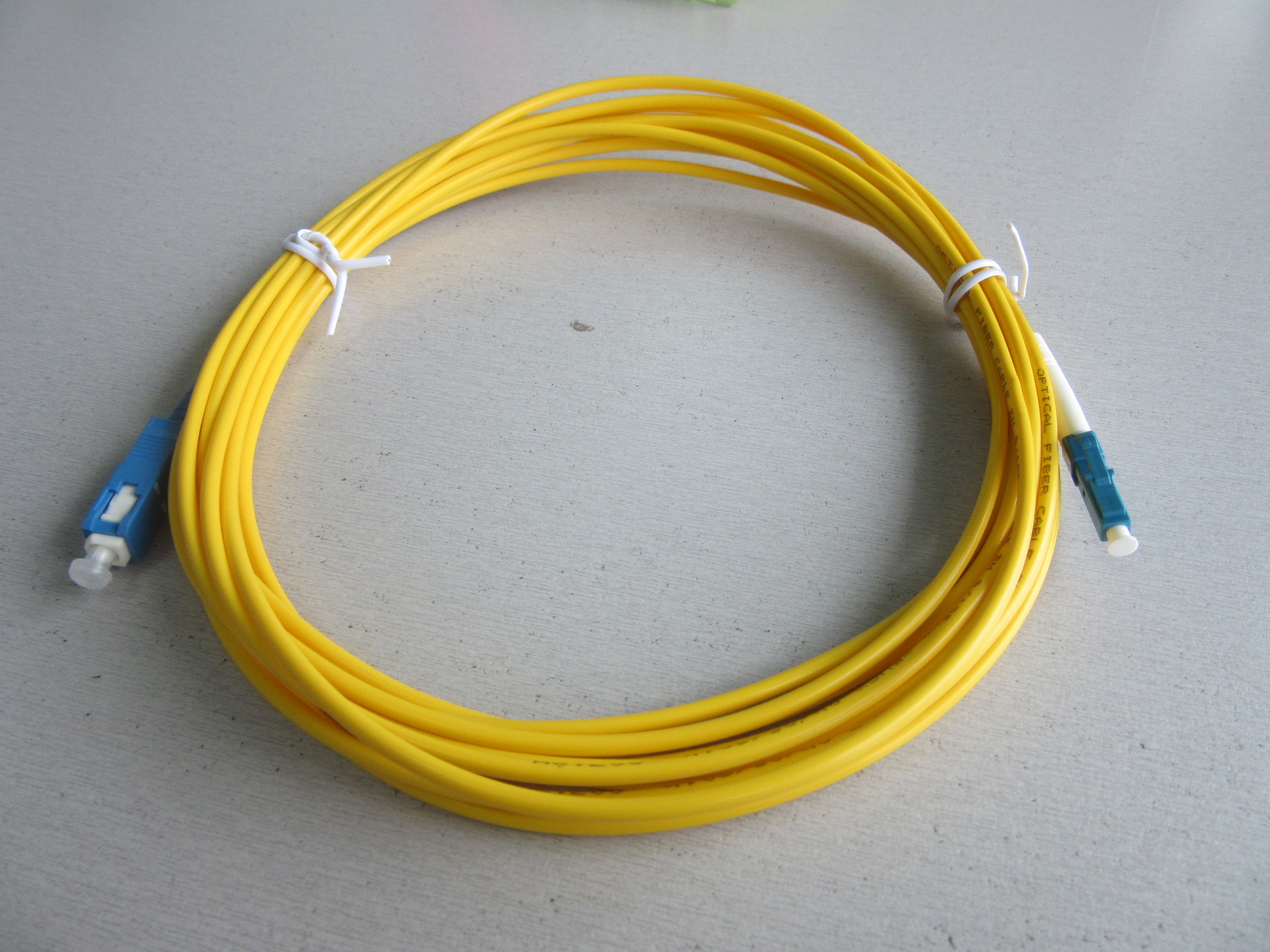 patch cords (6)