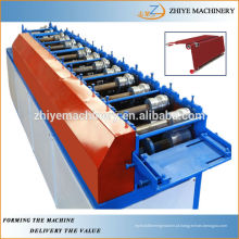 Iron Roller Shutter Porta Sheet Metal Cold Rolling Machine