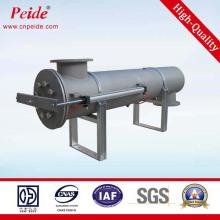 Esterilizador de água UV limpo manual para desinfecção de águas residuais