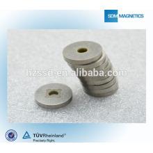 Ring Ring AlNiCo Magnete für Motoren