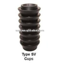 Rubber SV Cups