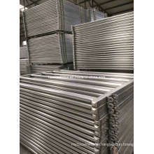 40X80mm Oval Rails Cattle Panels