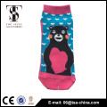 custom 3d cartoon tube sock animal jacquard sock                                                                         Quality Choice