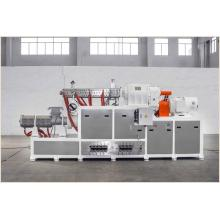 Co kneader Single Screw Extruder Food Processing