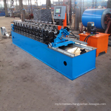 Low price russian drawing stud struss furring adjustable auto change combined z c u purlin roll forming machine