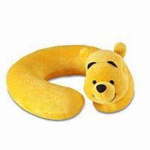 Neck Pillow, Made of Polyester, Gently Supports for Added Comfort, Perfect for Gift