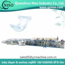 Ido World Snug und Dry Ultra Leakguards über Nacht Baby Windeln Maschine