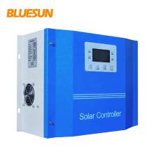 Bluesun 50a controlador de carga 96 Vcc mppt controlador de carga solar 5kw controlador de sistema solar em casa